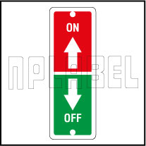 140033 On-Off Labels