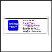 142606 Customize Address Labels