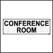 151044 Conference Room Stickers