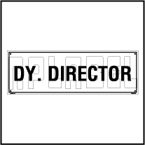 160106 DY.Director Name Plates
