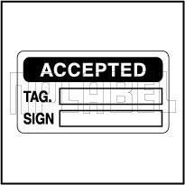 420006 Accepted Sticker