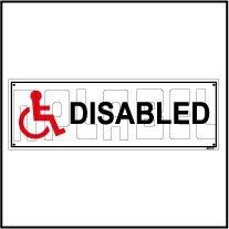 592511 Disabled Toilets
