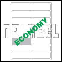 EC2016 Multipurpose A4 Label Sheets