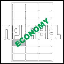 EC3024 Multipurpose A4 Label Sheets