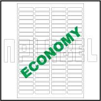 EC4084 Multipurpose A4 Label Sheets