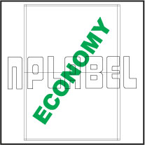 ESC1002 Multipurpose A4 Label Sheets