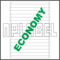ESC1016 Multipurpose A4 Label Sheets