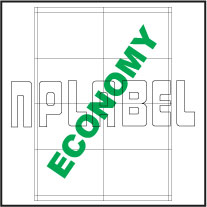 ESC2008 Multipurpose A4 Label Sheets