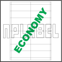 ESC2016 Multipurpose A4 Label Sheets