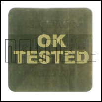 HG0020 OK Tested -  Hologram Stickers