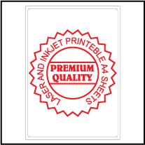 IL1001 Multipurpose A4 Label Sheets