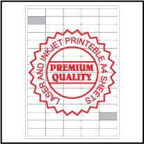 IL5080 Multi-Purpose Sticker Labels A4 Sheets