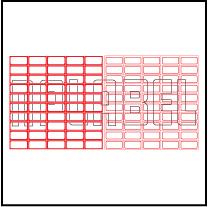 ML3015 General Purpose Sticker Size 30x15mm