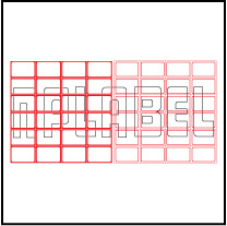 ML3725 General Purpose Sticker Size 37.5x25mm