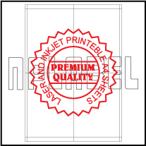 SC2004 Multipurpose A4 Label Sheets