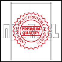 SC2006 Multipurpose A4 Label Sheets
