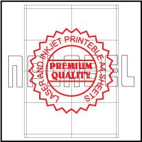 SC2008 Multipurpose A4 Label Sheets