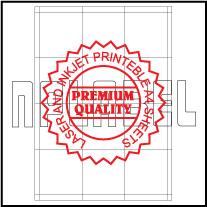 SC3012 Multipurpose A4 Label Sheets