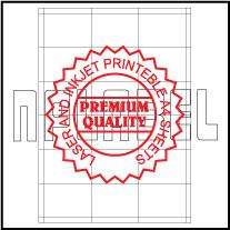 SC3018 Multipurpose A4 Label Sheets