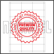 SC3021 Multipurpose A4 Label Sheets