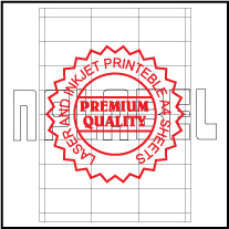 SC3024 Multipurpose A4 Label Sheets